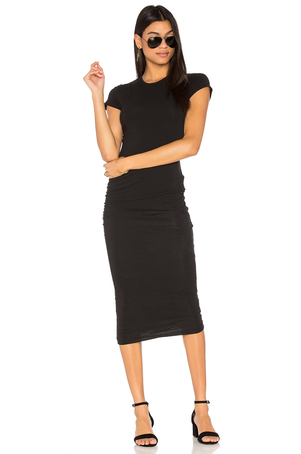 James Perse ROBE SKINNY CLASSIQUE