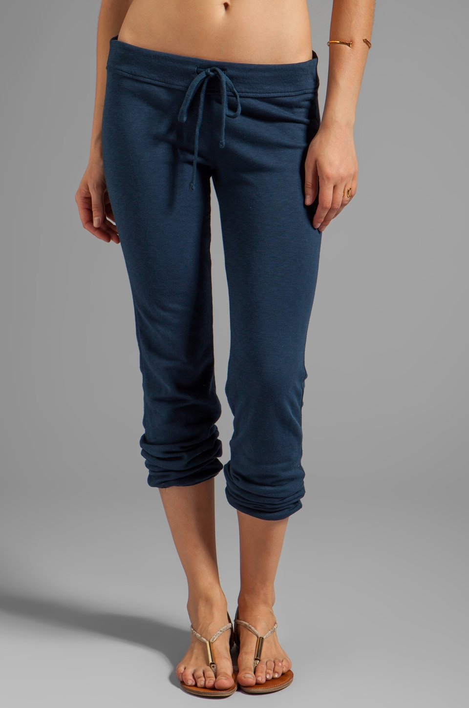 James Perse Vintage Cotton Genie Pant in Imperial
