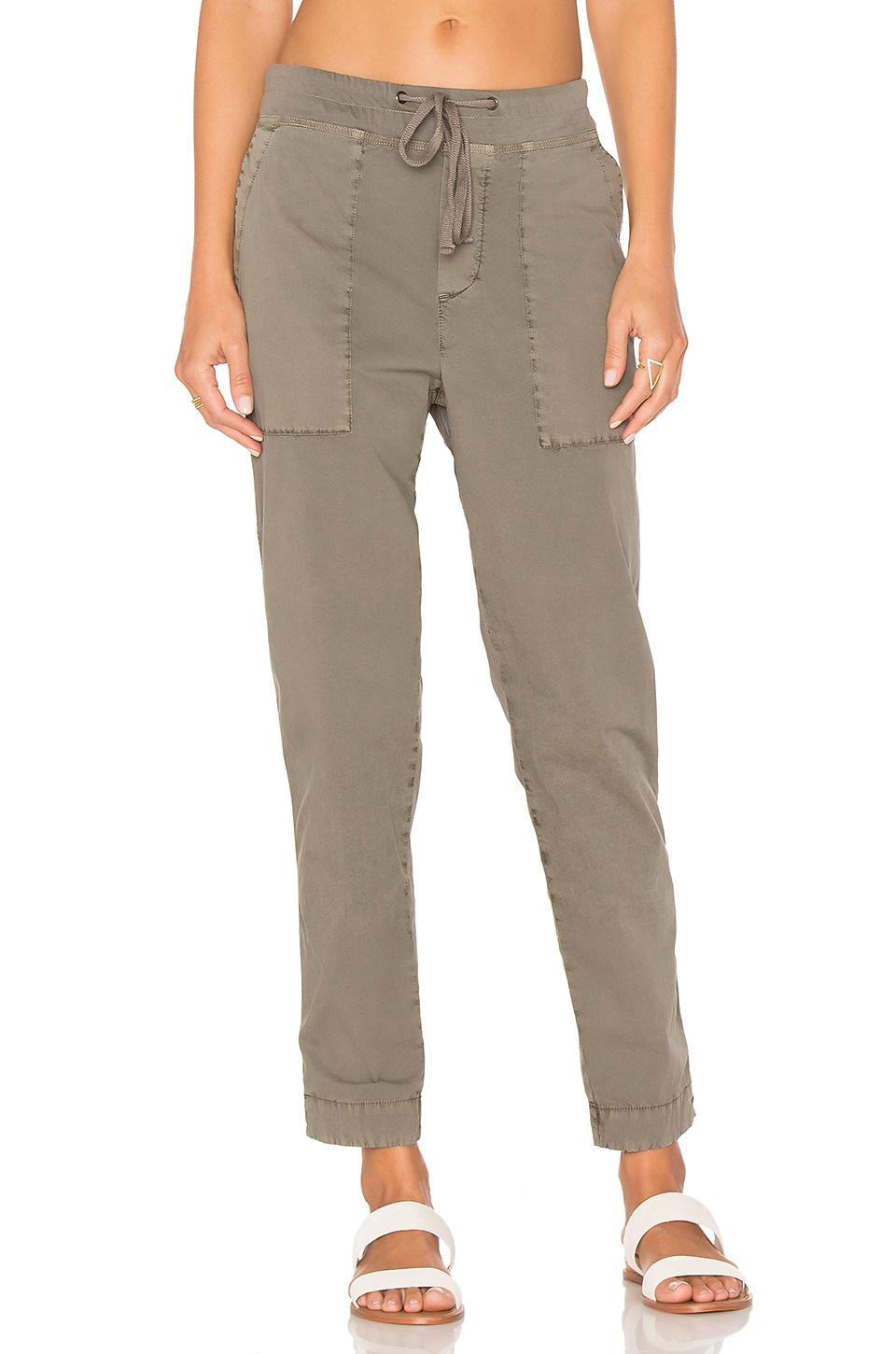 Tapered Pull On Pant by James Perse