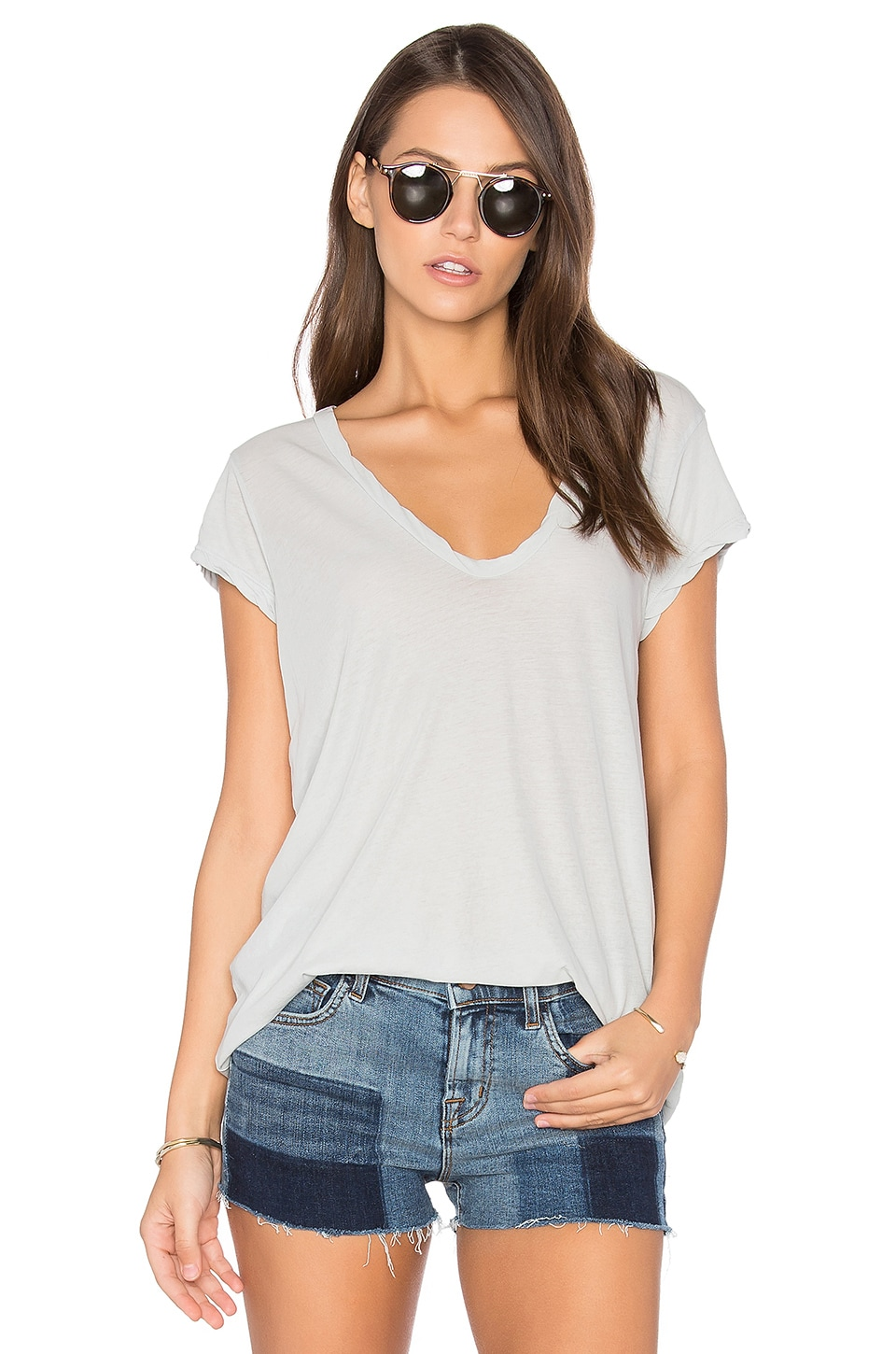 Deep V Tee by James Perse