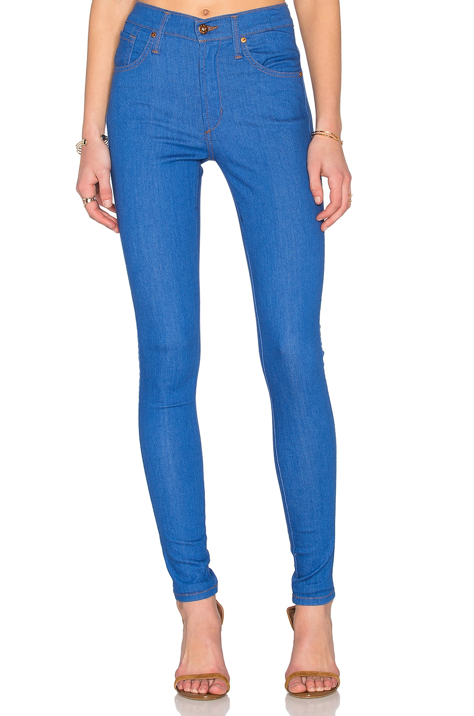 James Jeans James Twiggy High Class Skinny in Awakening