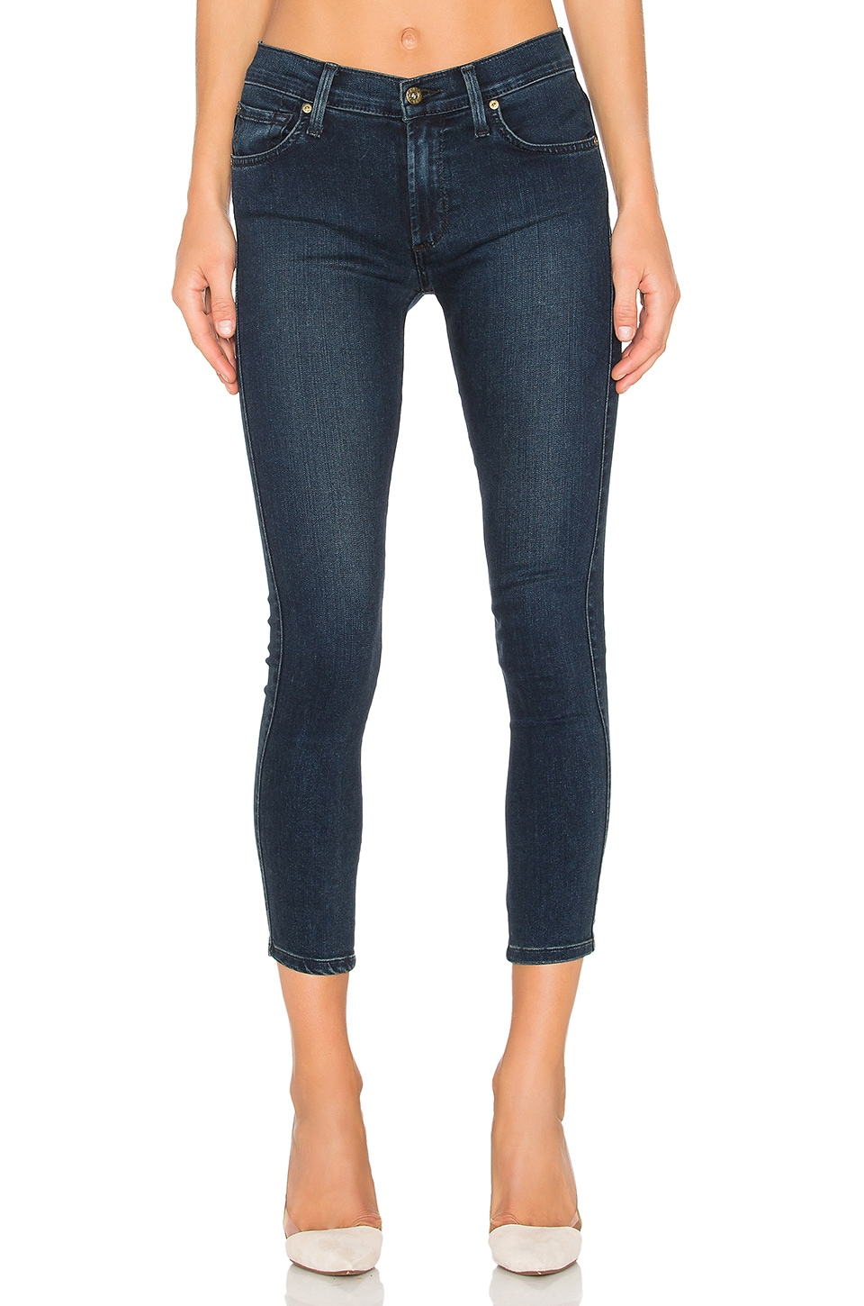 Twiggy Zip Ankle by James Jeans