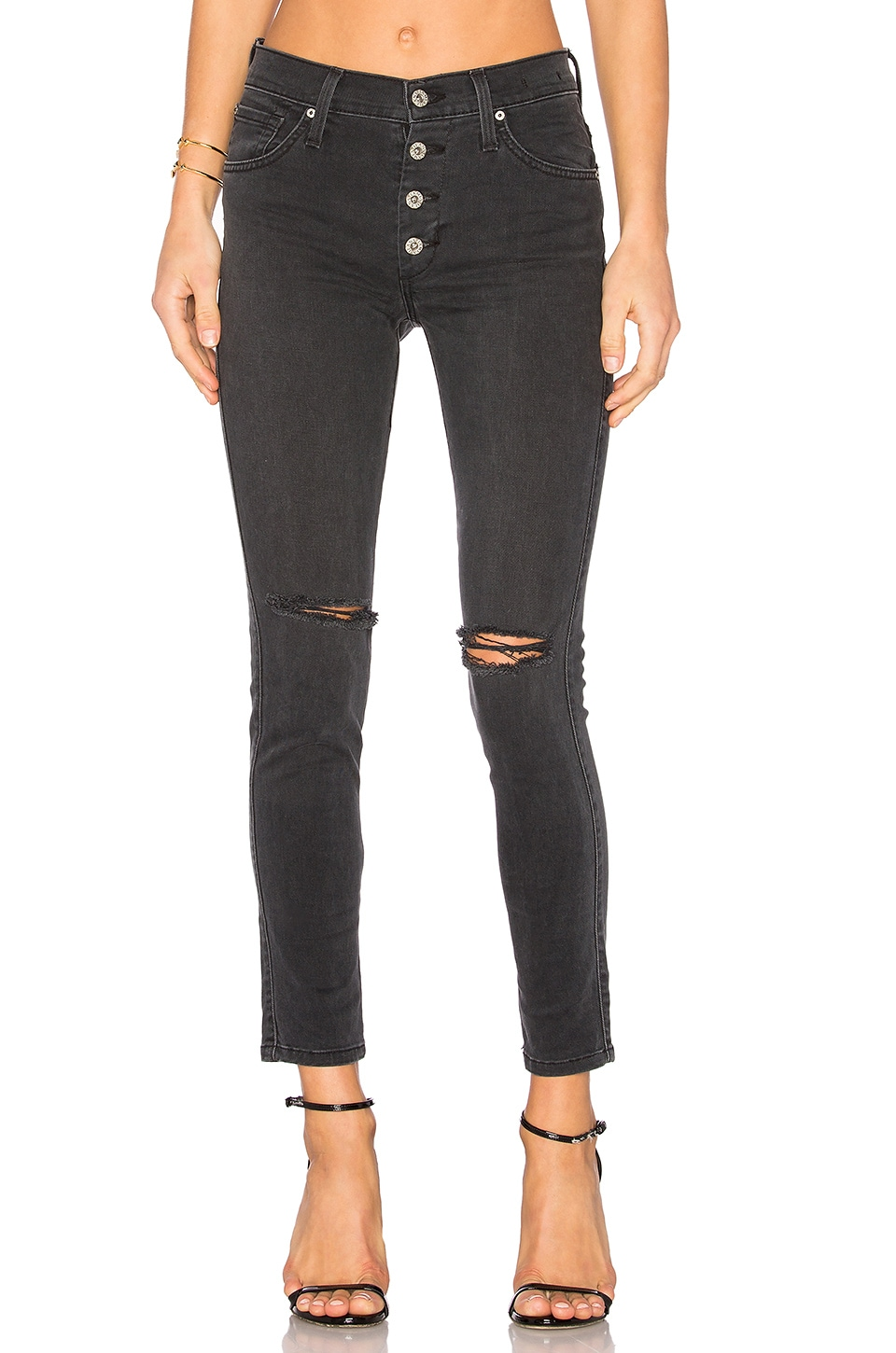 High Class Ankle Skinny by James Jeans