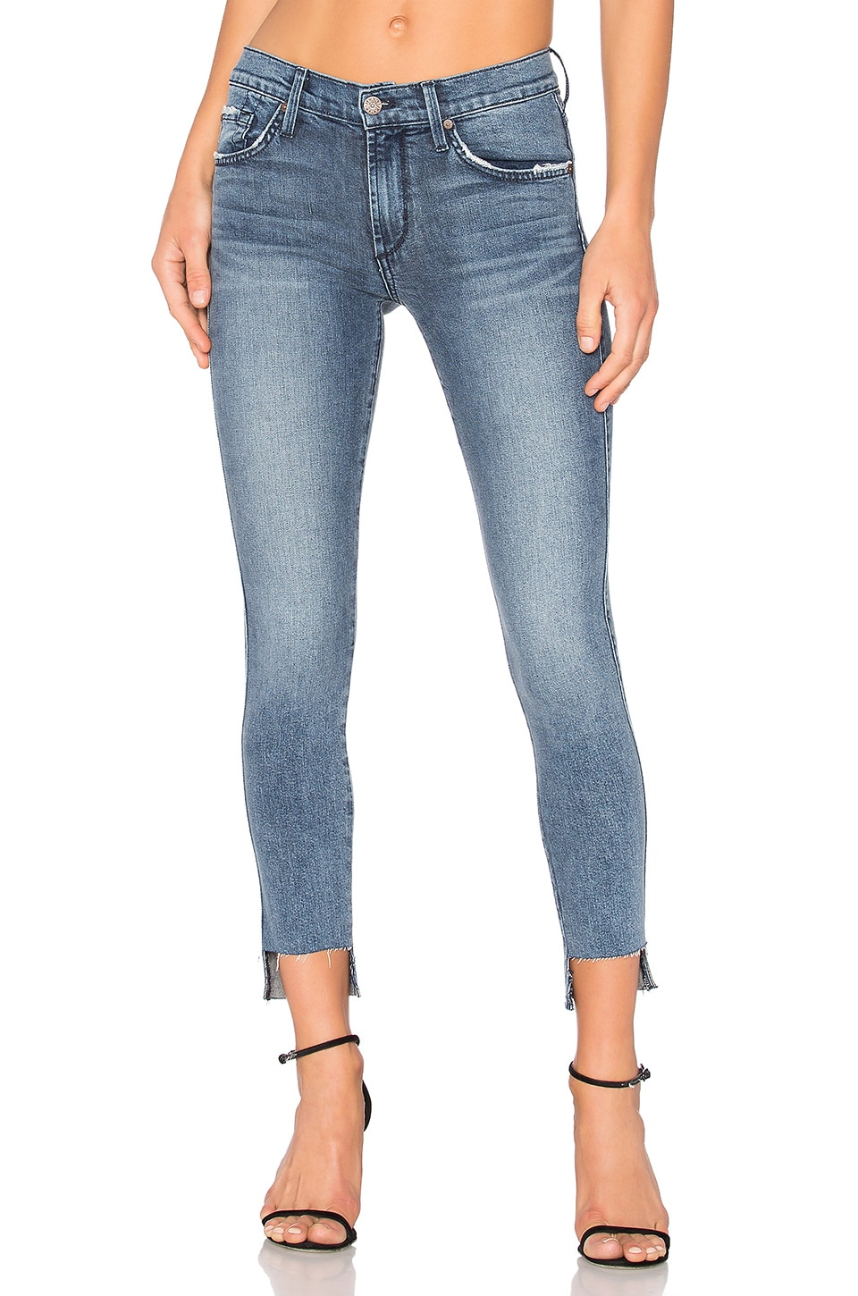 Twiggy Ankle Hi Lo by James Jeans