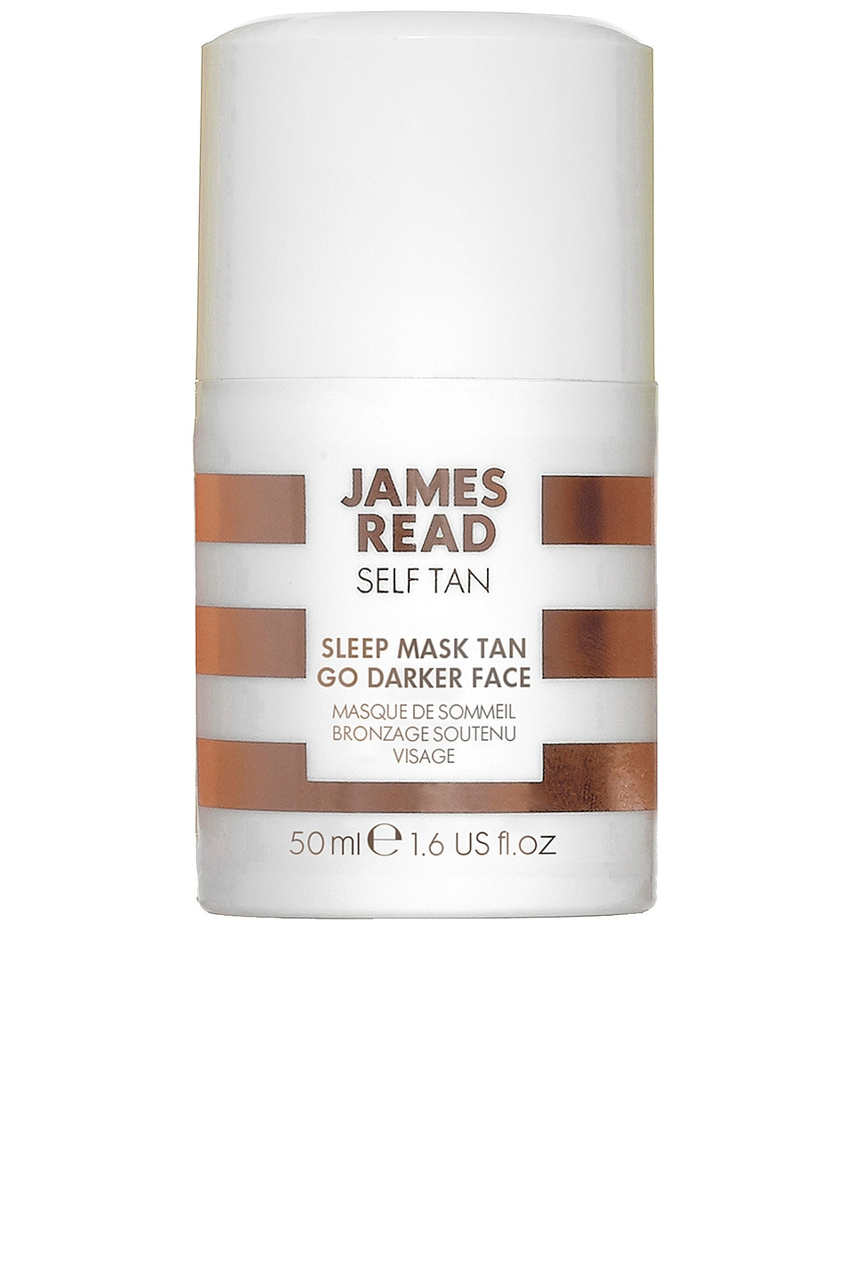 James Read Tan Sleep Mask Tan Face Go Darker