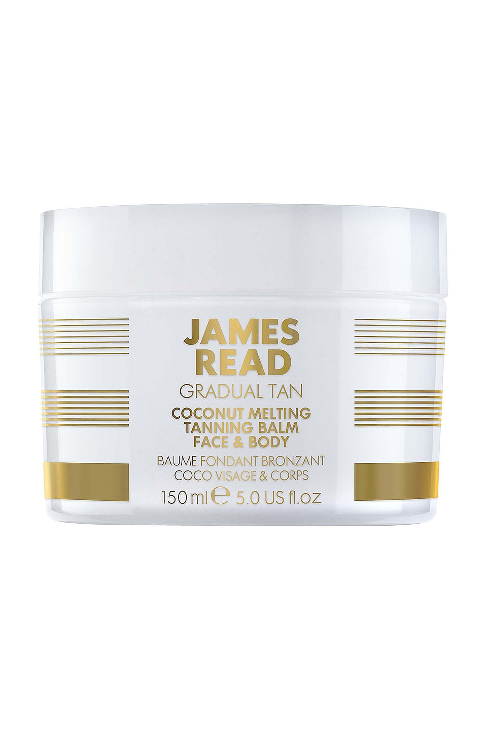 JAMES READ TAN Coconut Melting Tanning Balm Face & Body in Beauty: Na