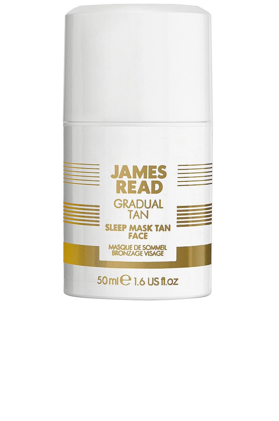 James Read Tan Gradual Tan Sleep Mask Face