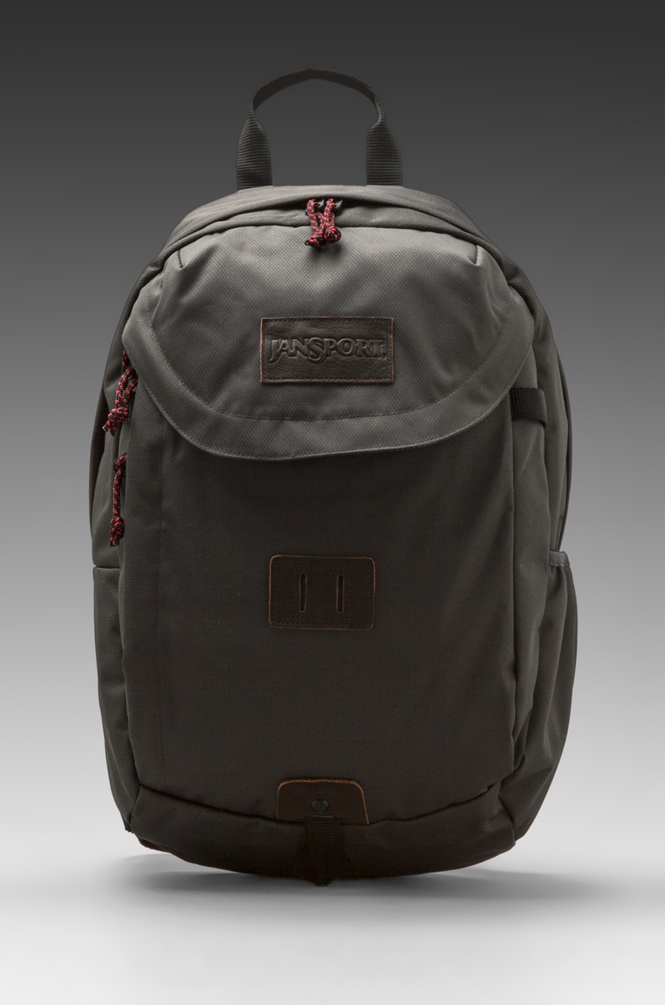 Jansport Flare Backpack in Grey Tar