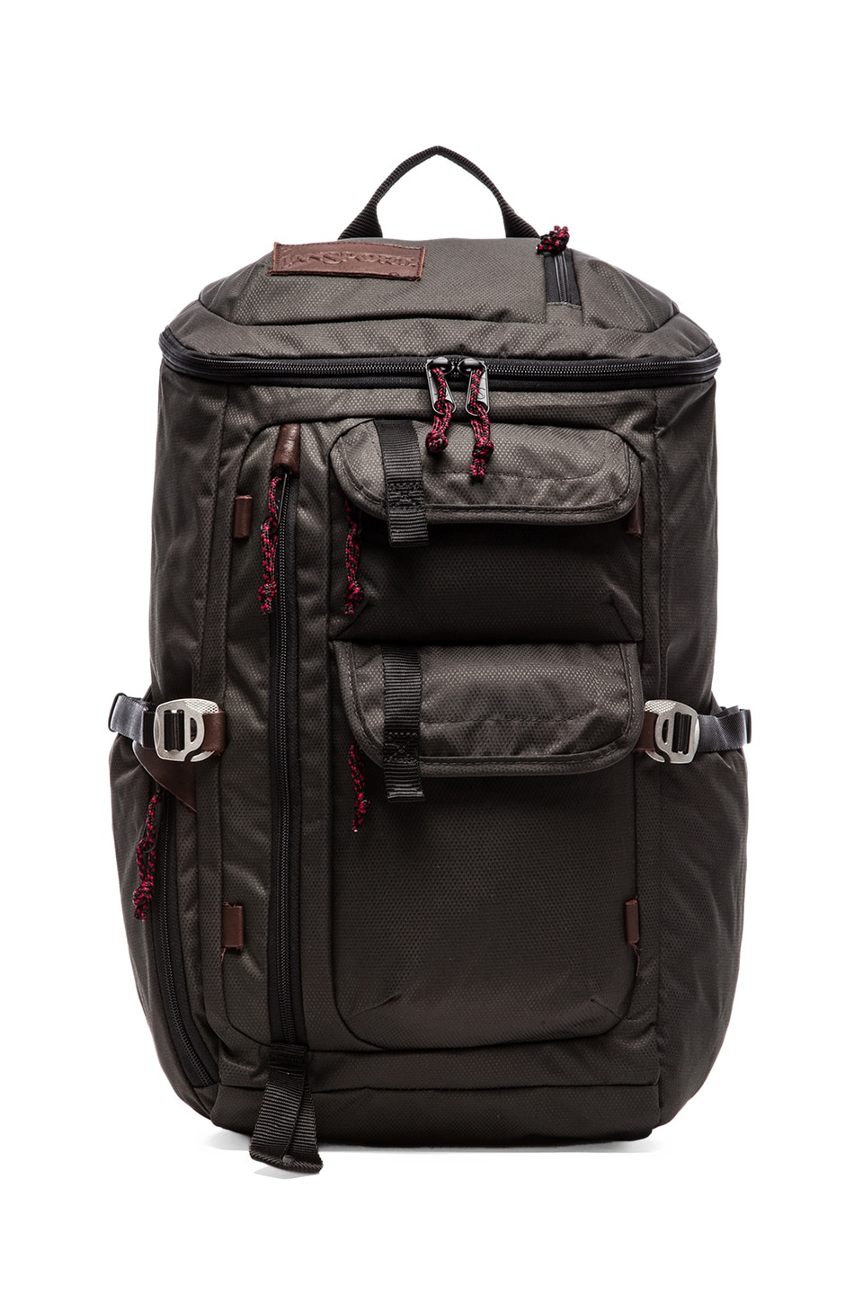 Jansport Watchtower in Grey Tar