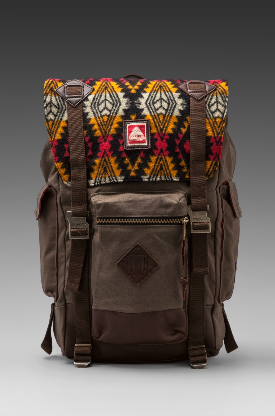 Jansport x Pendleton Adobe Backpack in Print