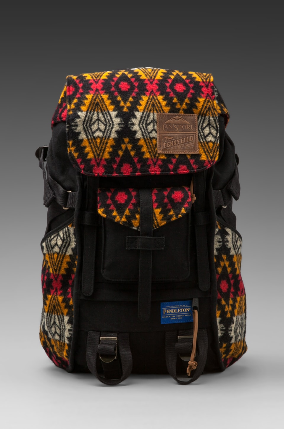 Jansport x Pendleton Oswego Backpack in Print