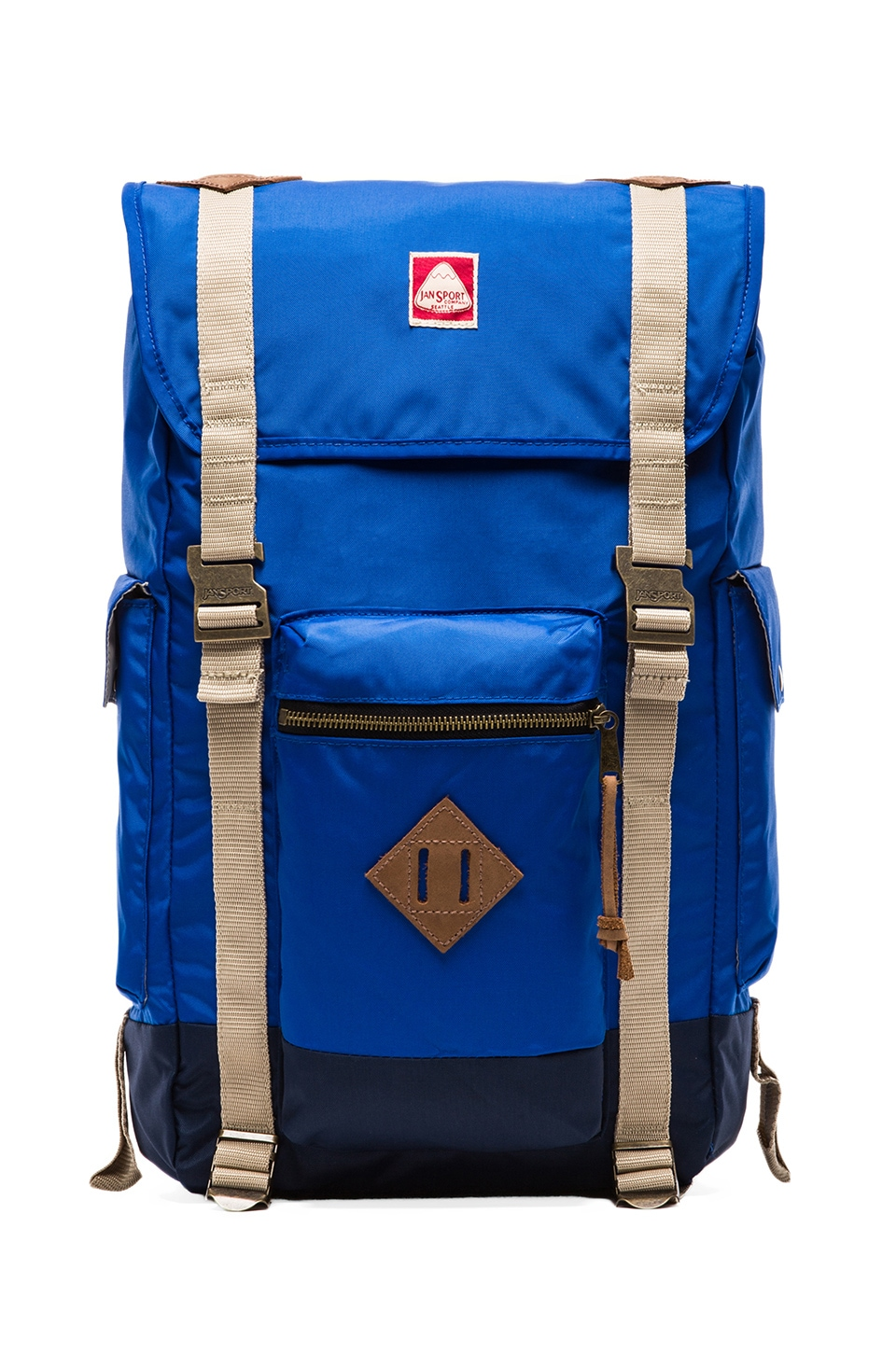 Jansport Adobe in Blue Streak