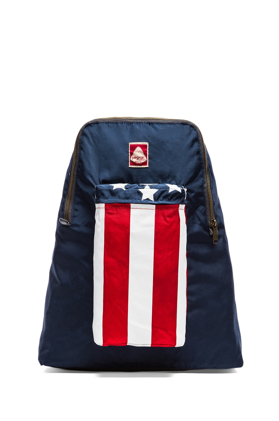 Jansport Stars & Stripes in Navy