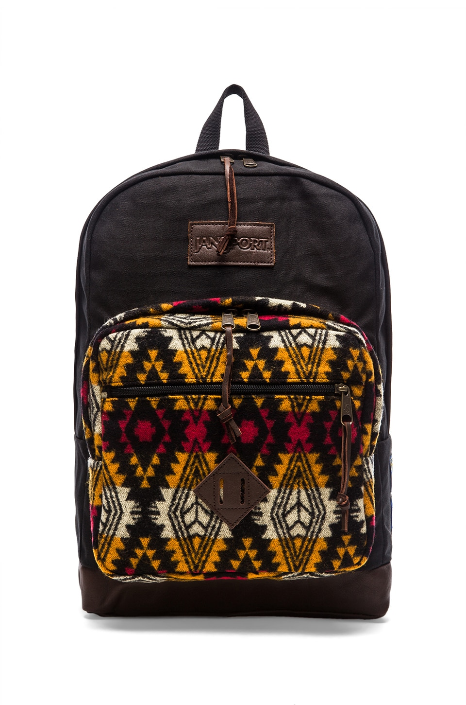 Jansport + Pendleton + Benny Gold Right Pack in Multi