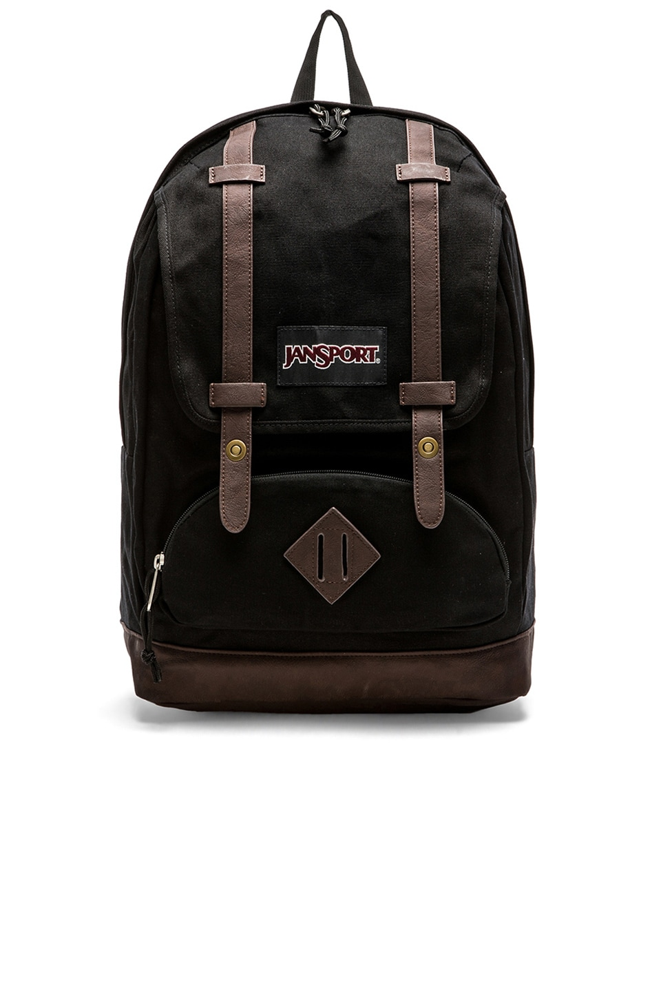 Jansport Baughman Backpack in Black