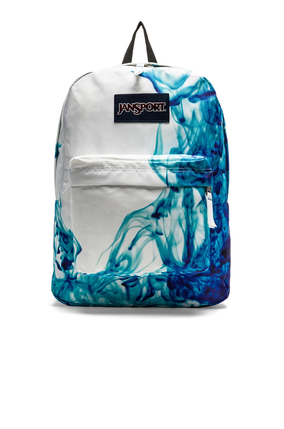 Jansport Superbreak Backpack in Blue Drip Dye | REVOLVE
