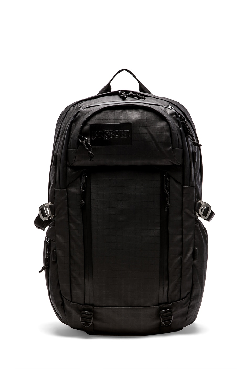 Jansport Onyx Oxidation Backpack in Black Onyx