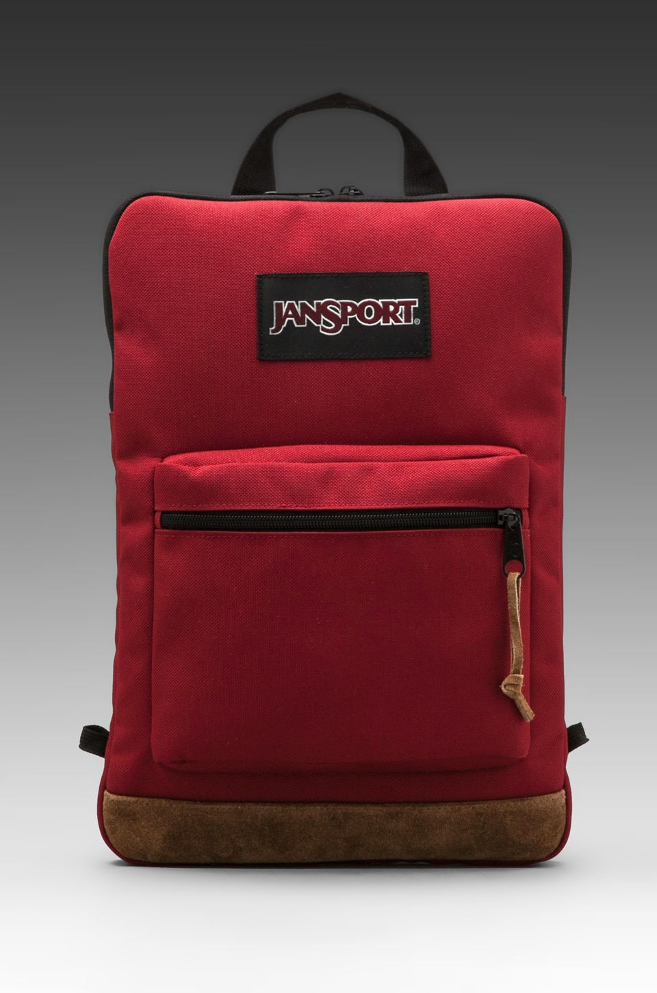 Jansport Right Pack Sleeve in Viking Red