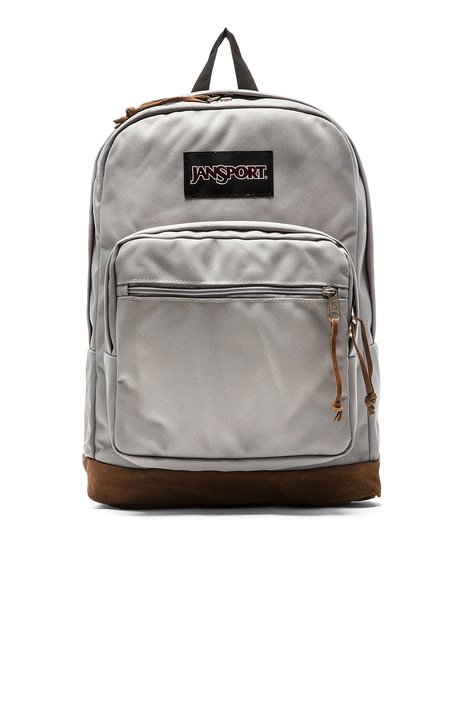 Jansport Right Pack in Grey Rabbit