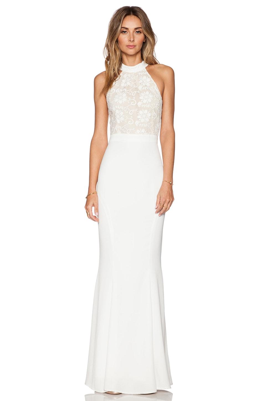 9870f707e53 WHITE MAXI DRESS - Gunda Daras