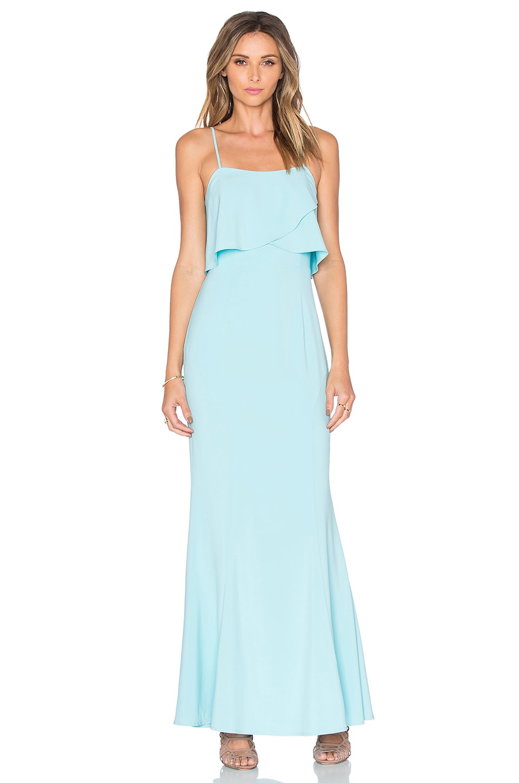 JARLO Rumer Dress in Blue