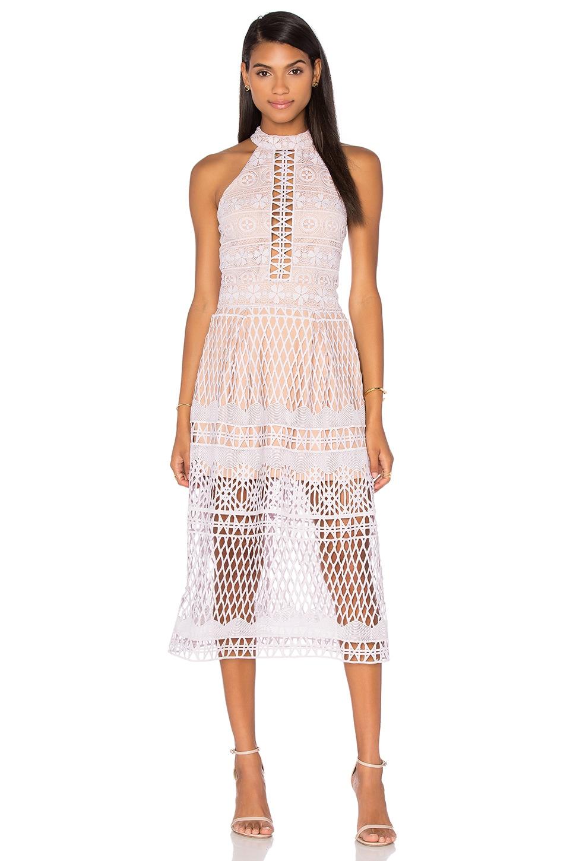 JARLO Selma Dress in Lilac