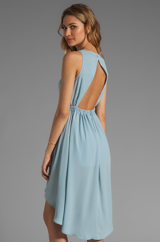 JARLO Allondra Dress in Pale Blue