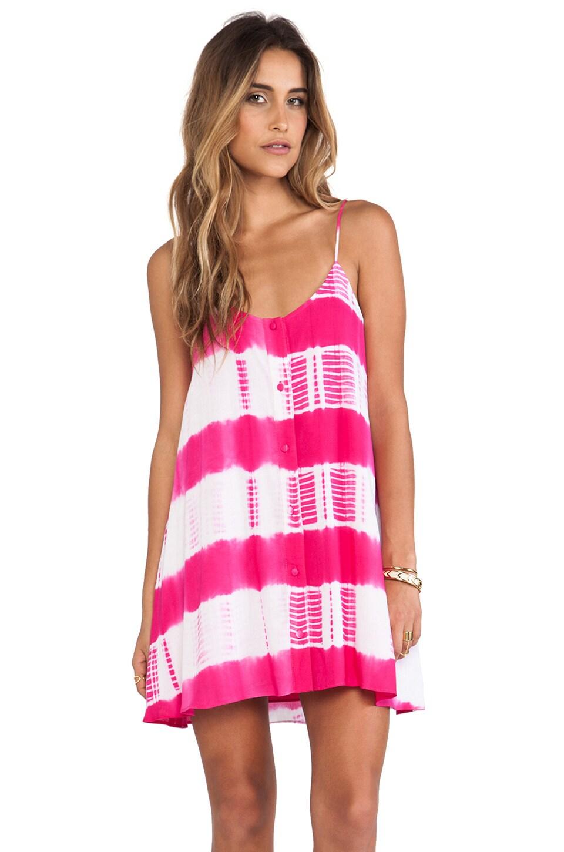 JARLO Bridgette Dress in Pink