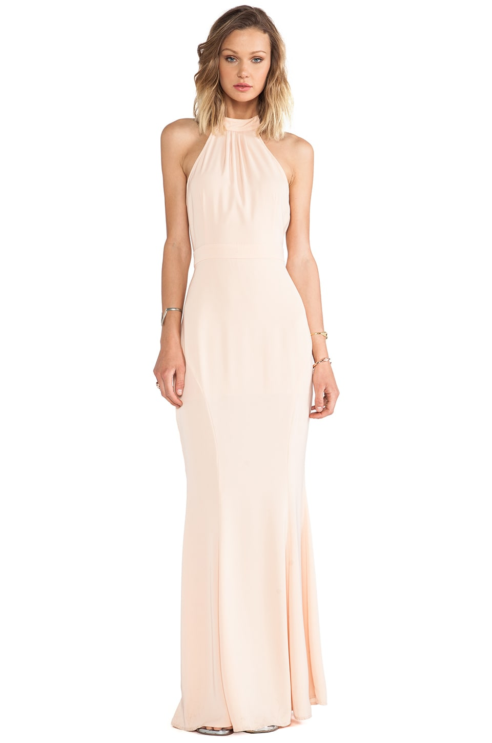 JARLO Caden Dress in Nude