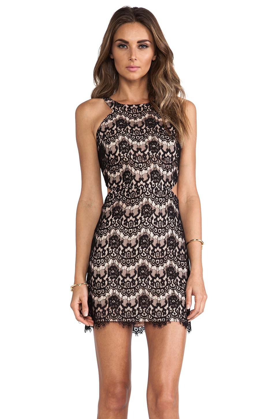 Jay Godfrey Womack Dress in Black