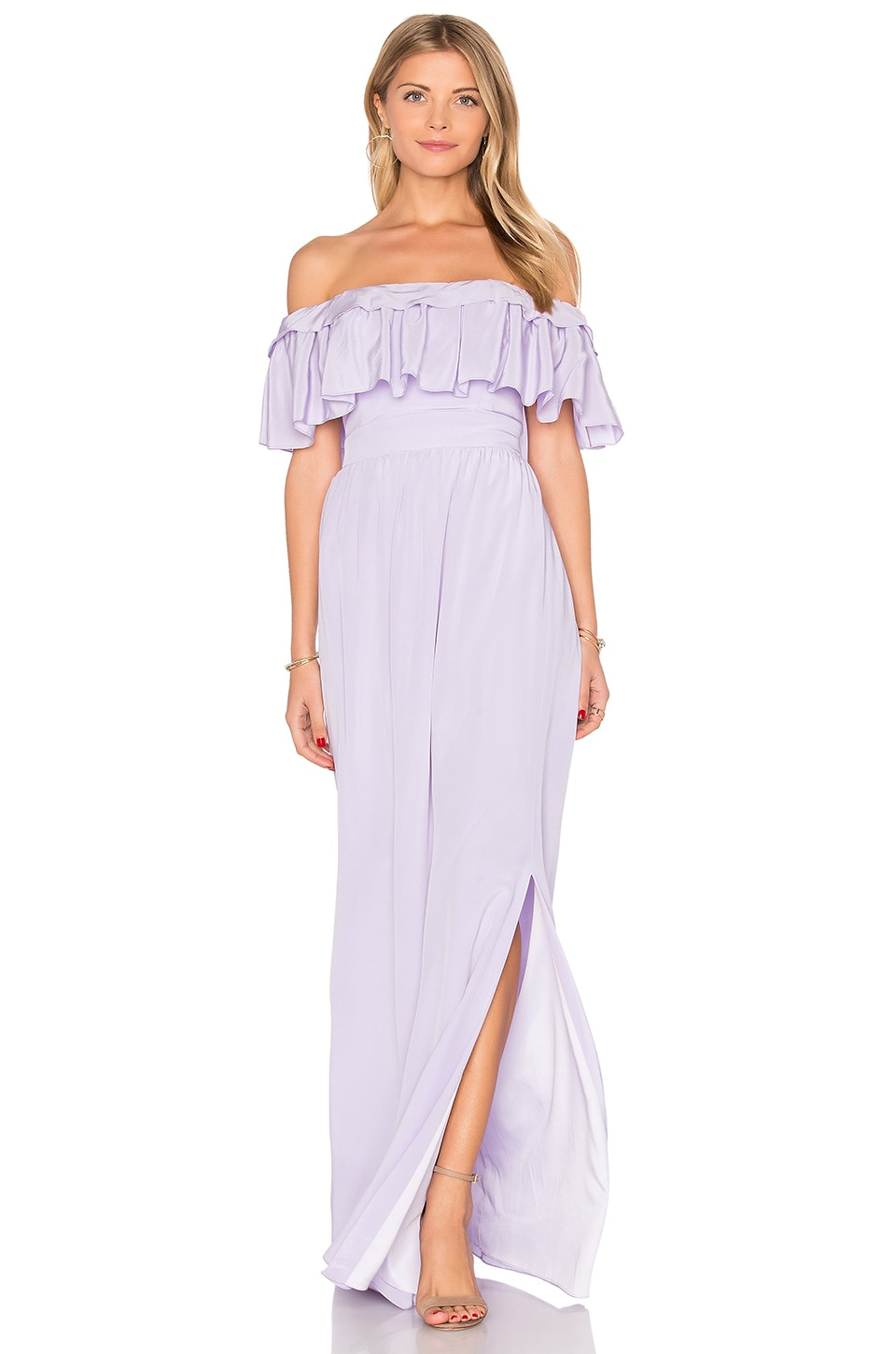 Stavro Maxi Dress by Jay Godfrey