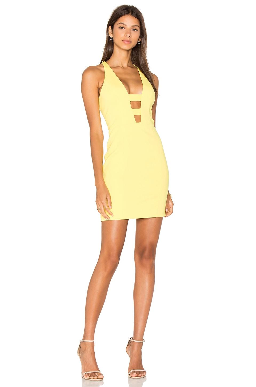 Jay Godfrey Loch Dress in Canary Yellow | REVOLVE