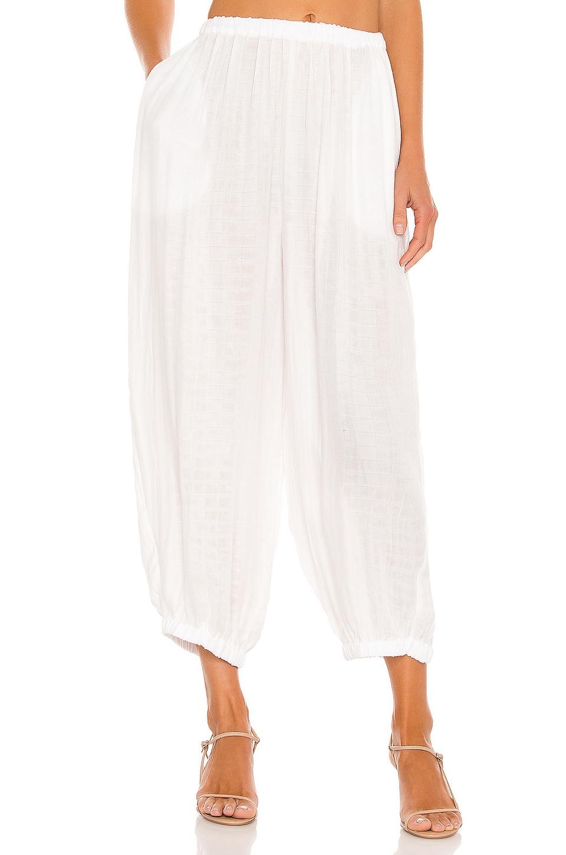Just BEE Queen Havana Lounger in White