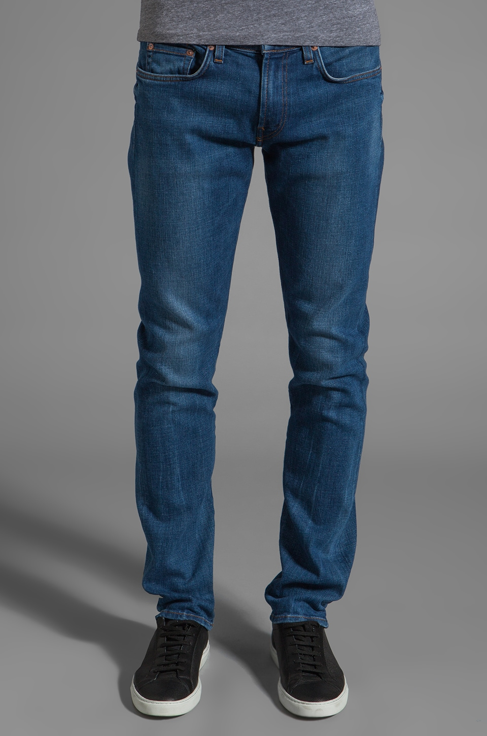 J Brand Tyler Perfect Slim Jeans in Blue Beatnik