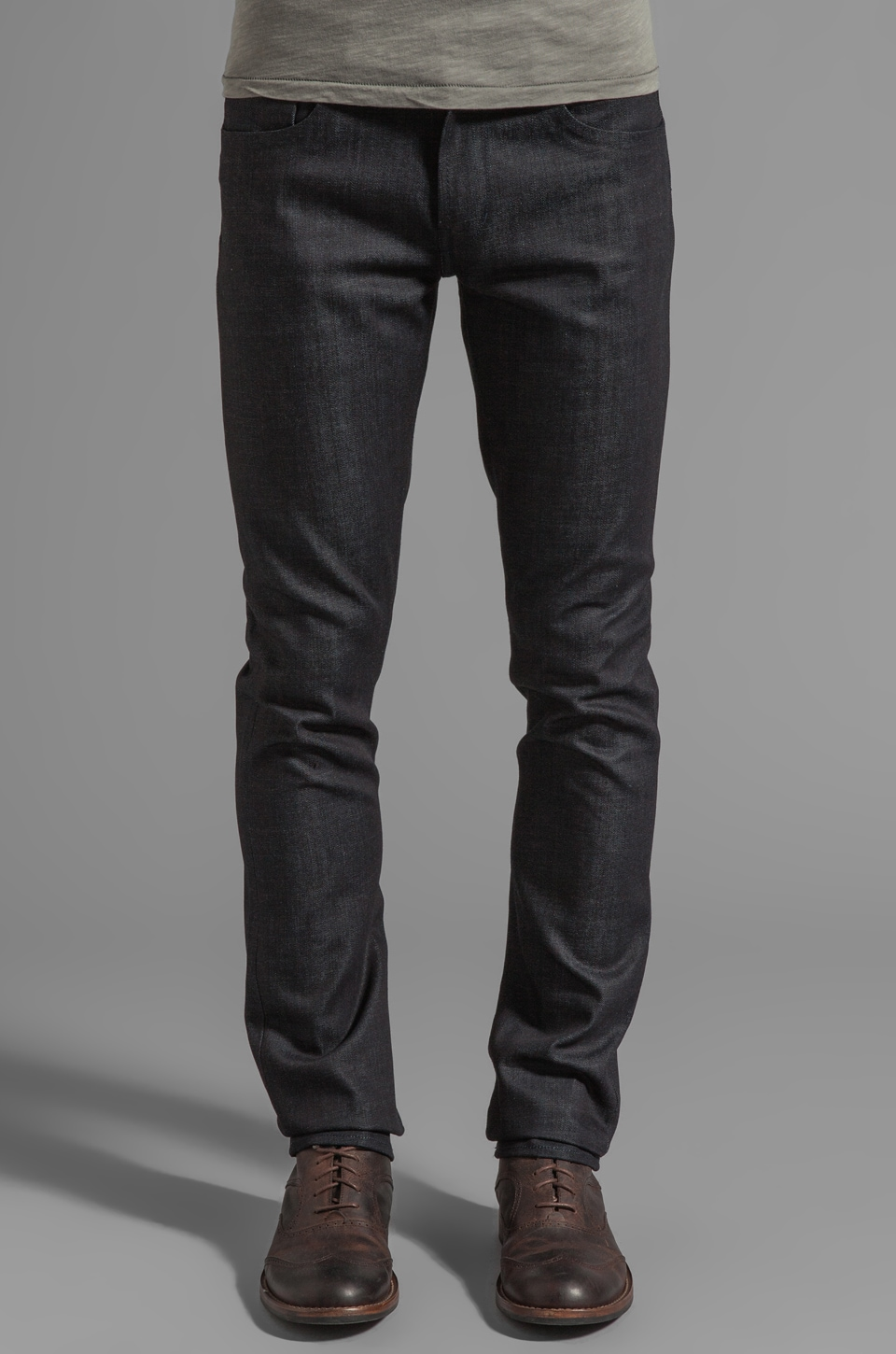J Brand Clean Tyler in Tailored Raw