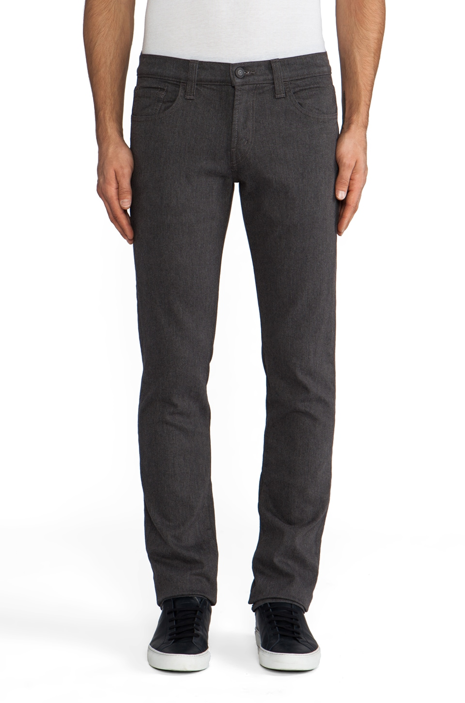J Brand Kane in Grey Melange