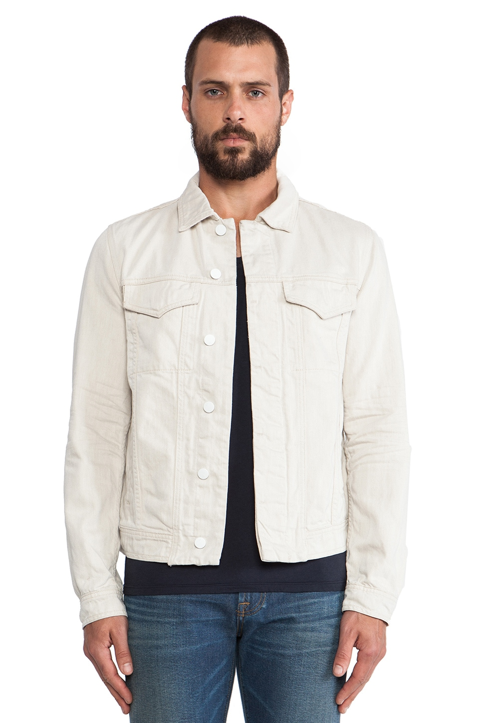 J Brand Trucker Jacket in Recall