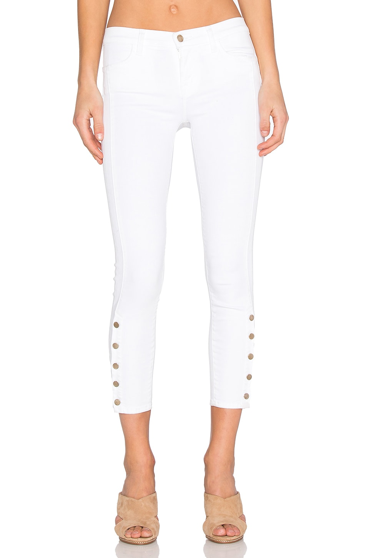 J brand white skinny jeans sale