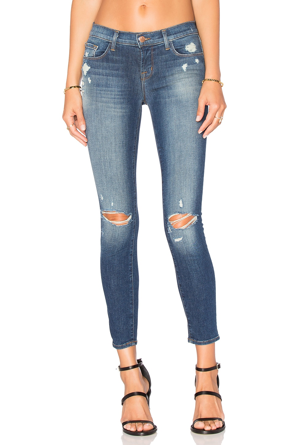 Ankle Crop by J Brand