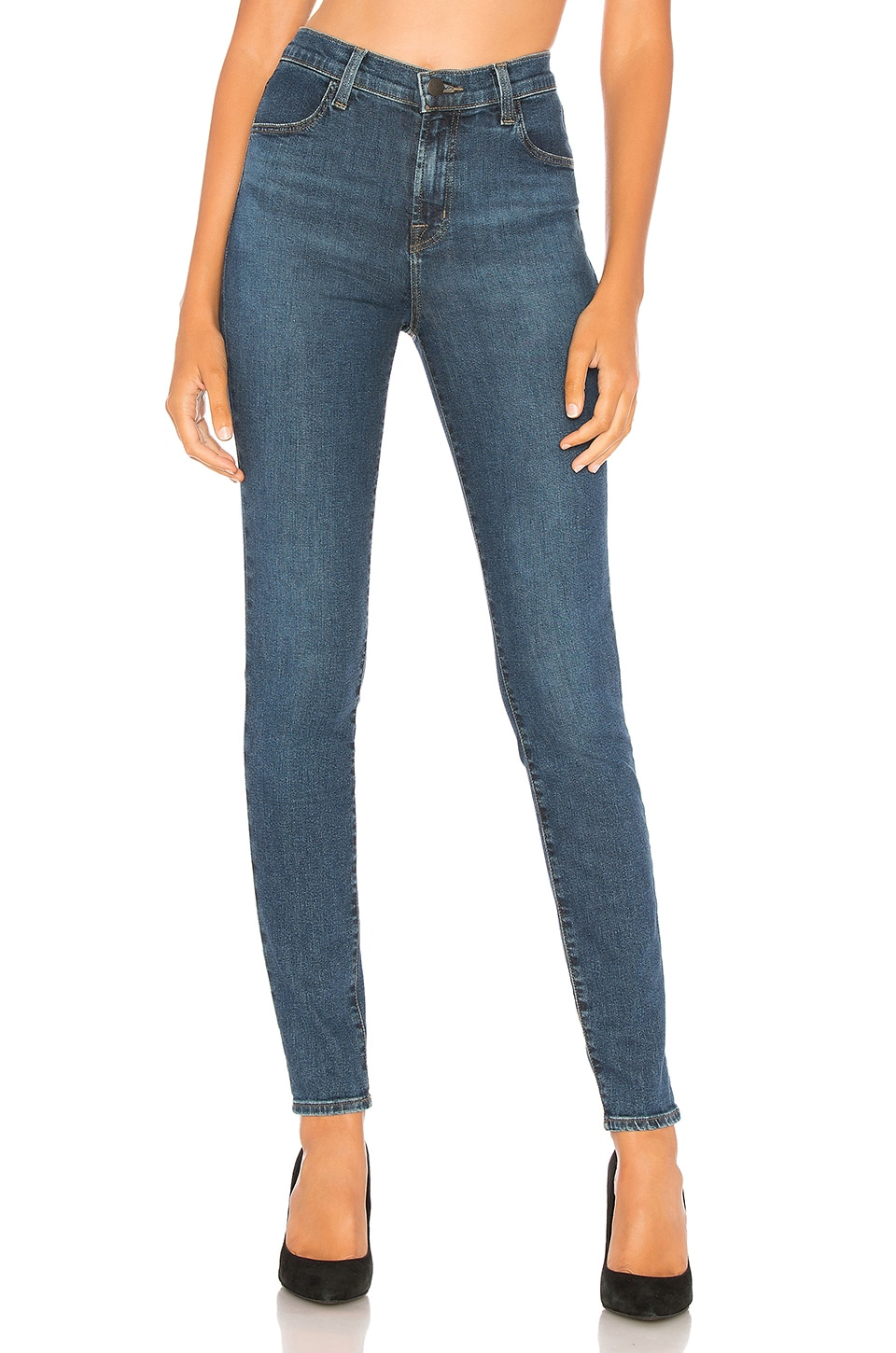 Maria High Waist Skinny Jeans, Moral