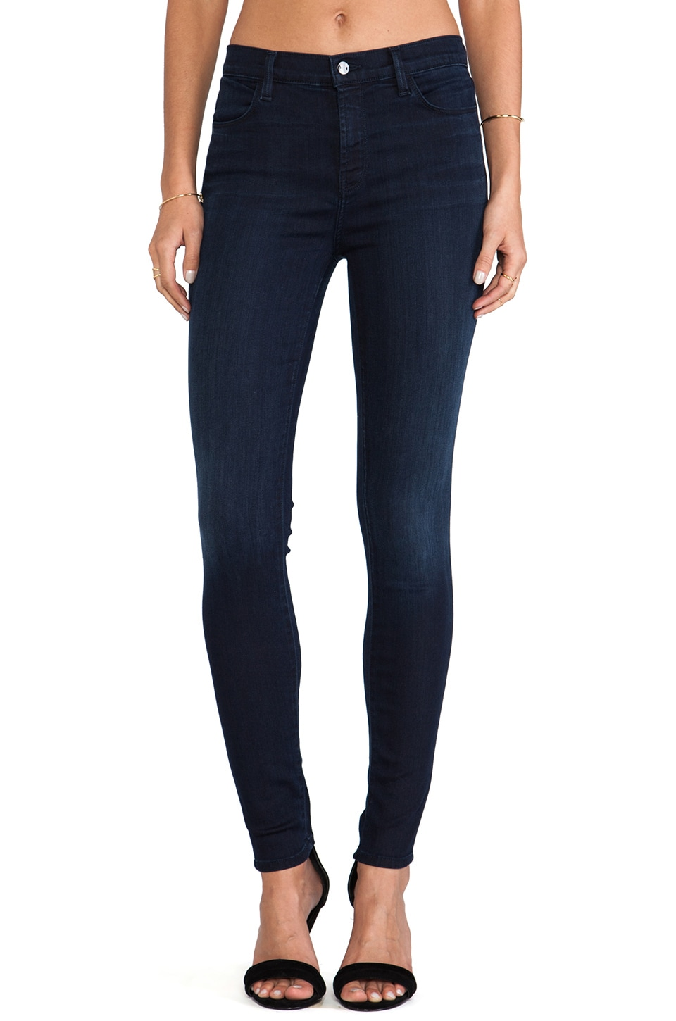 J Brand Maria Highrise in Darkness