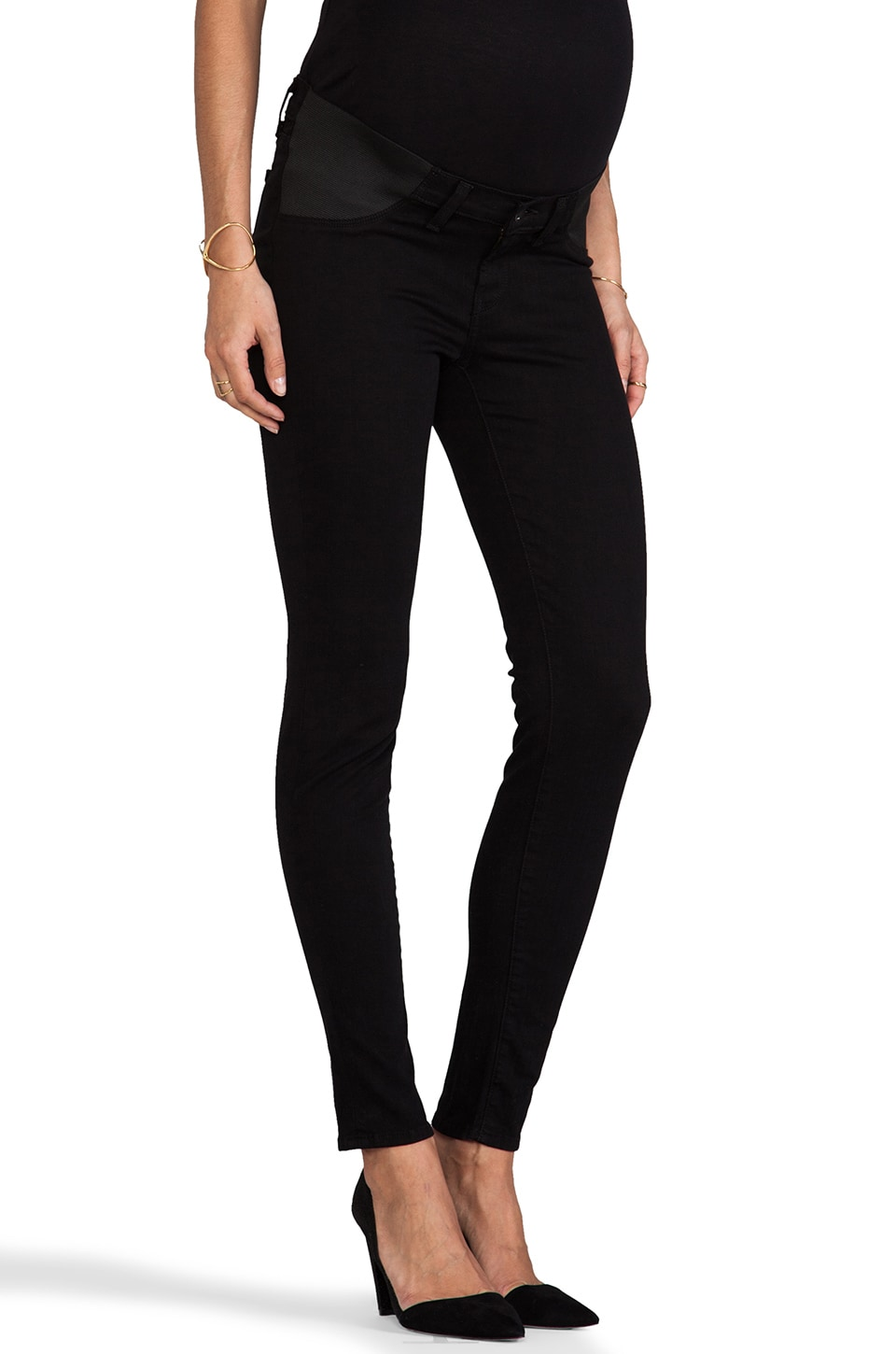 J Brand Maternity Legging in Hewson