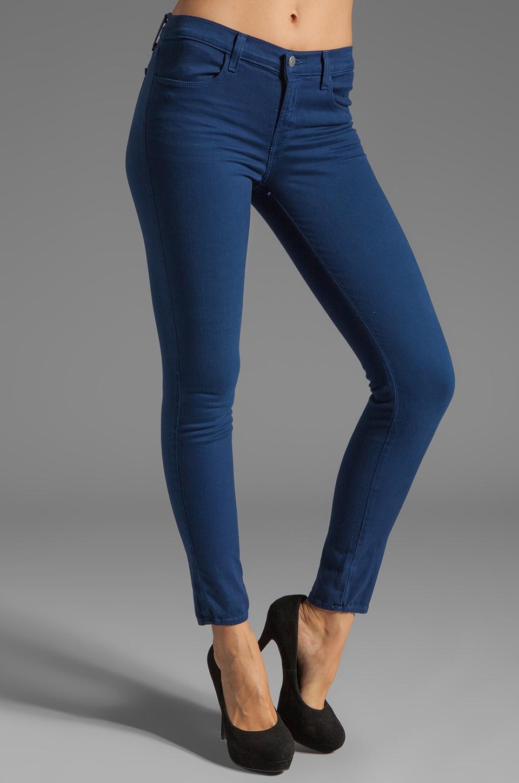 J Brand Mid Rise Super Skinny in Vespar