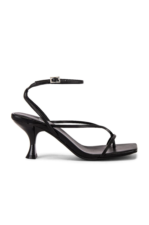 Jeffrey Campbell Fluxx Sandal in Black