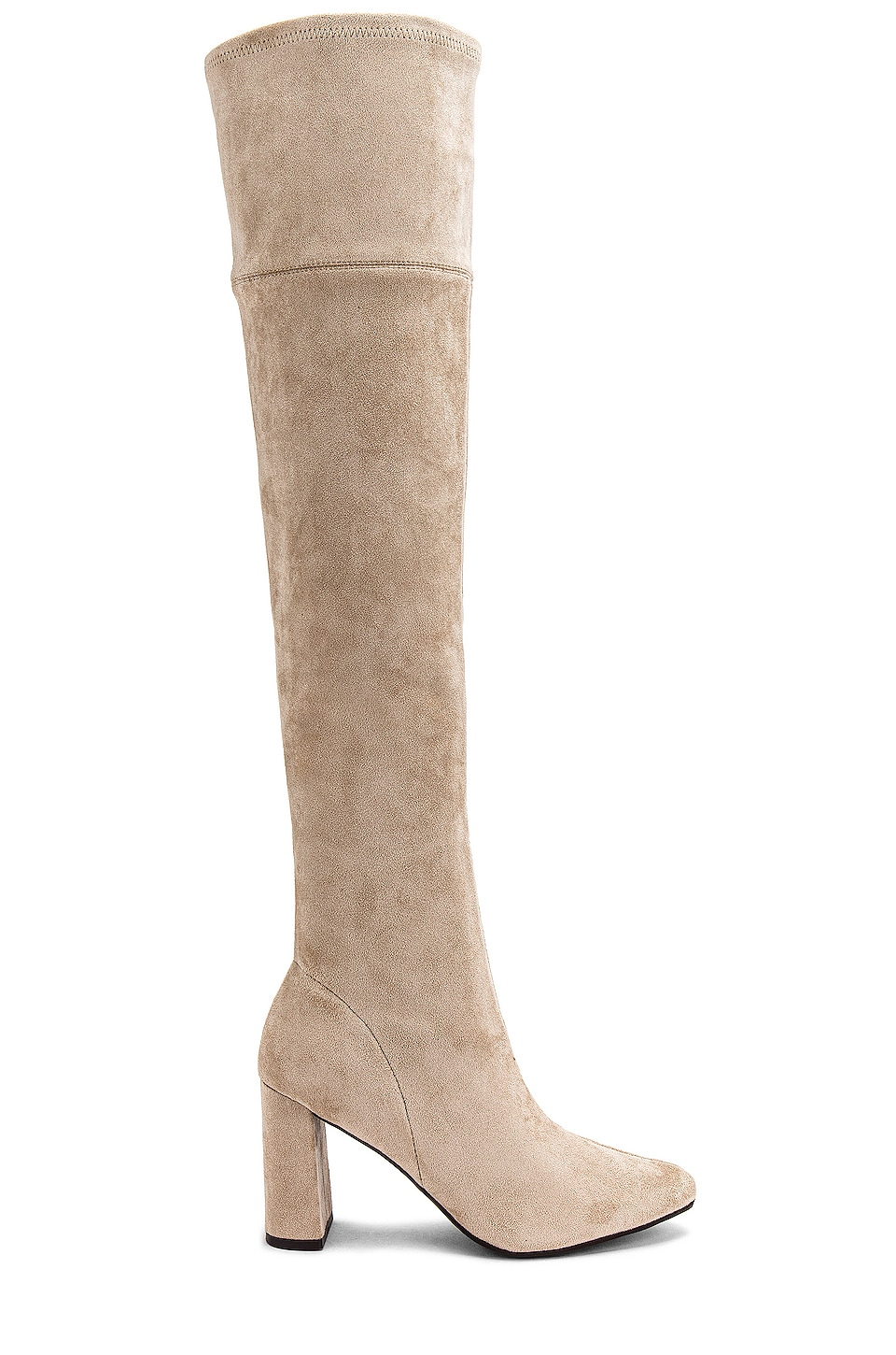 Jeffrey Campbell Parisah 2 Boot in Ice Suede