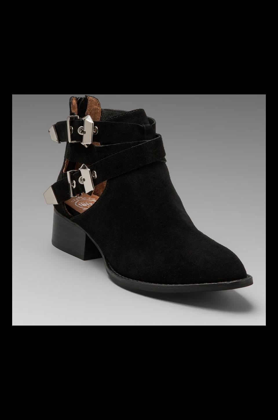 Jeffrey Campbell Everly in Black Suede