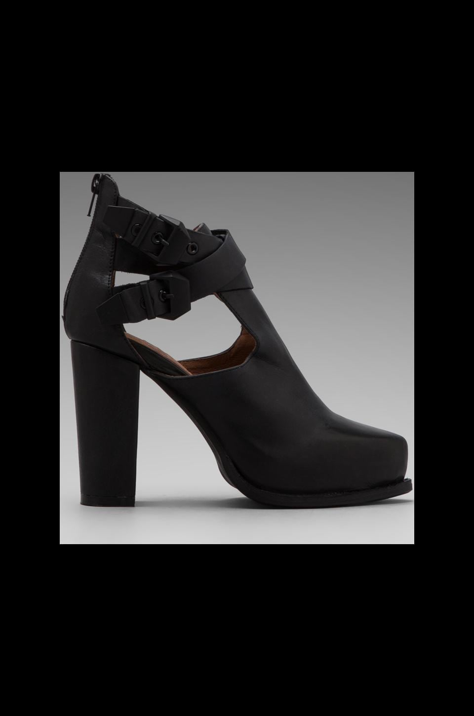 Jeffrey Campbell Asper Bootie in Black