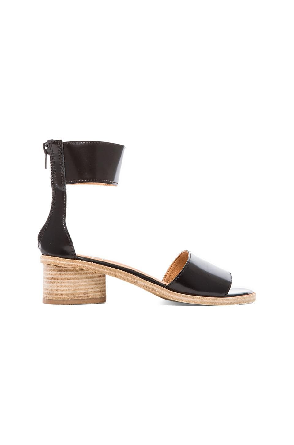 Jeffrey Campbell Borgia Sandal in Black Box