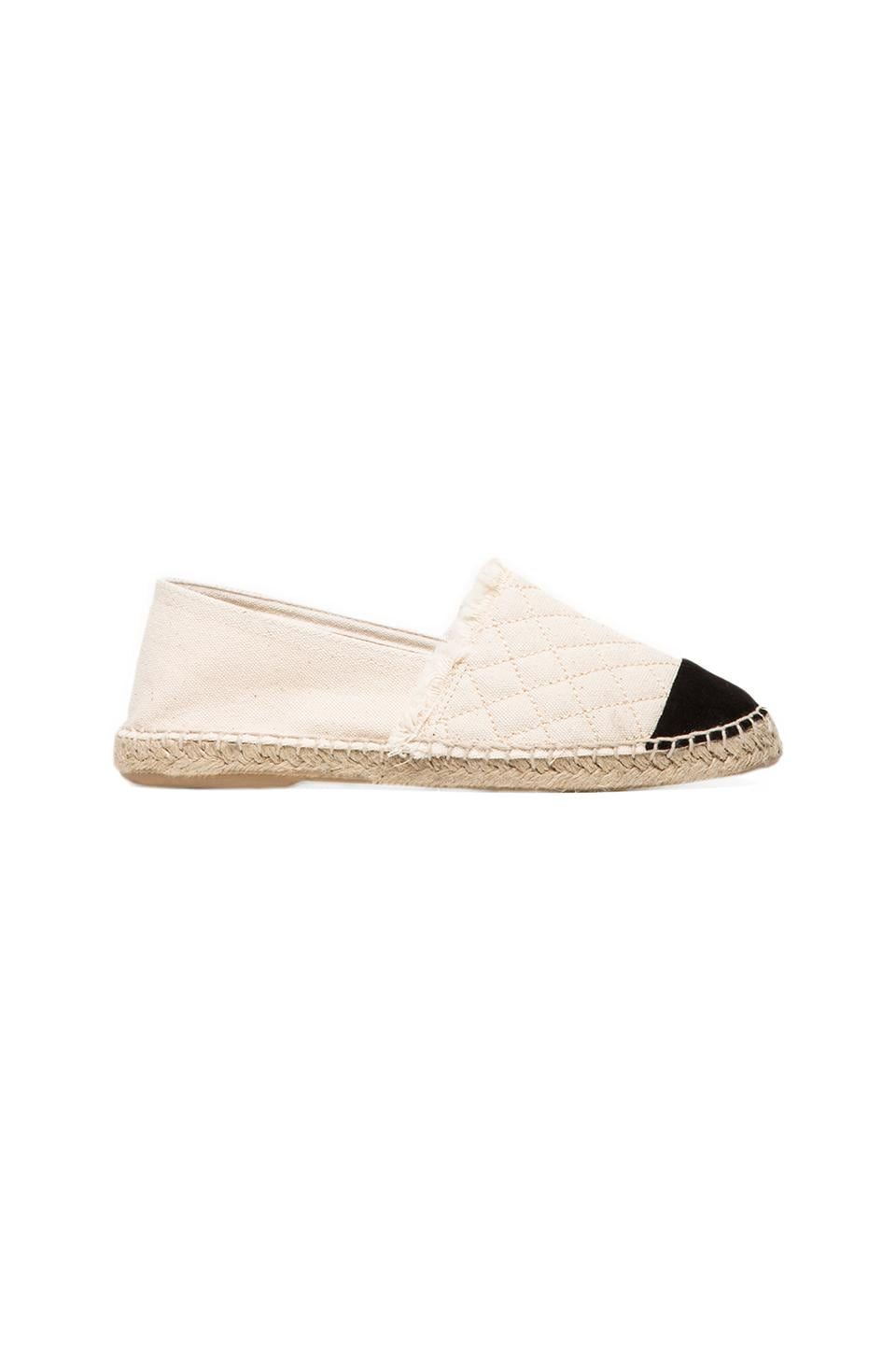 Jeffrey Campbell Lona Loafer in Ivory
