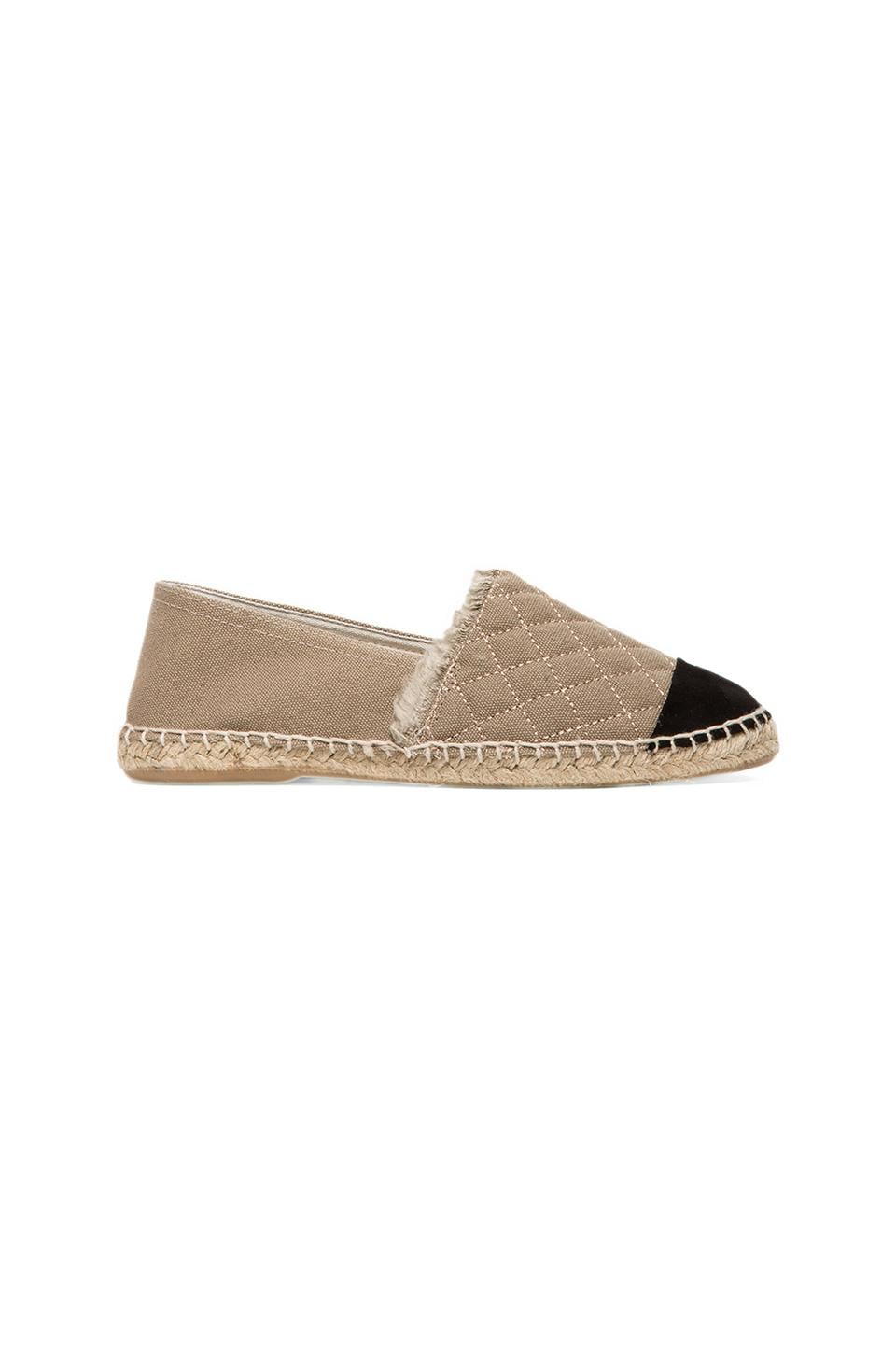 Jeffrey Campbell Lona Loafer in Taupe